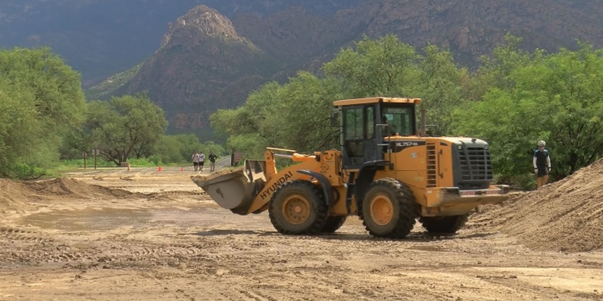 UPDATE: Catalina State Park back open after flooding