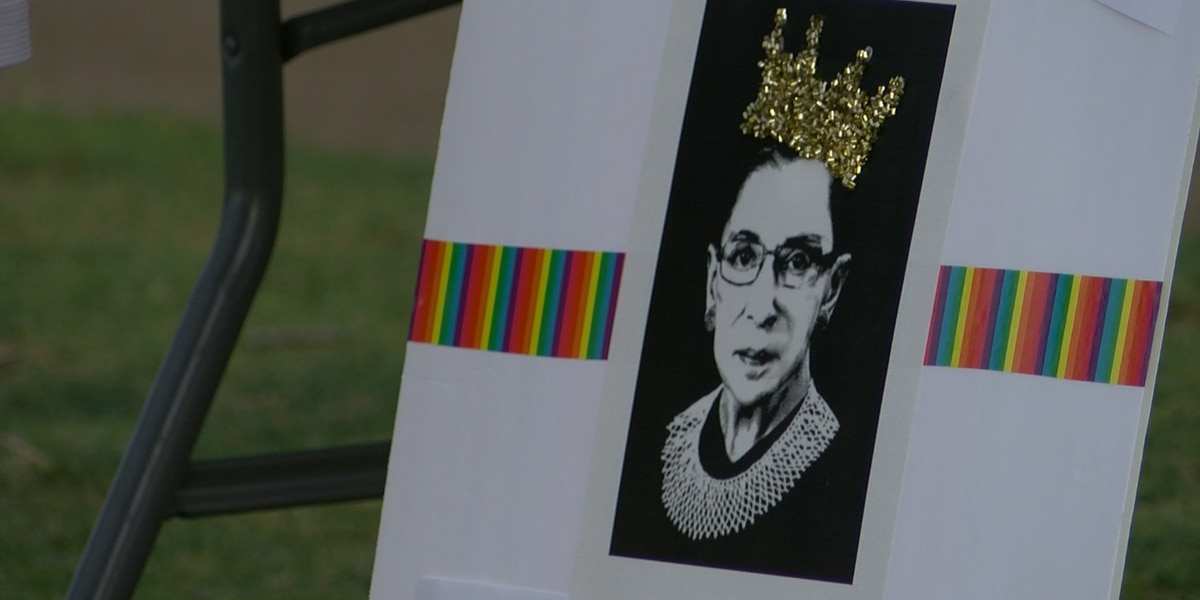 Tucson vigil honors life and legacy of Ruth Bader Ginsburg