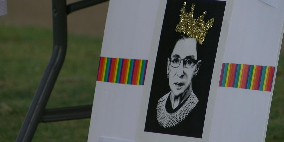 Tucson vigil honors life and legacy of Ruth Bader Ginsburg