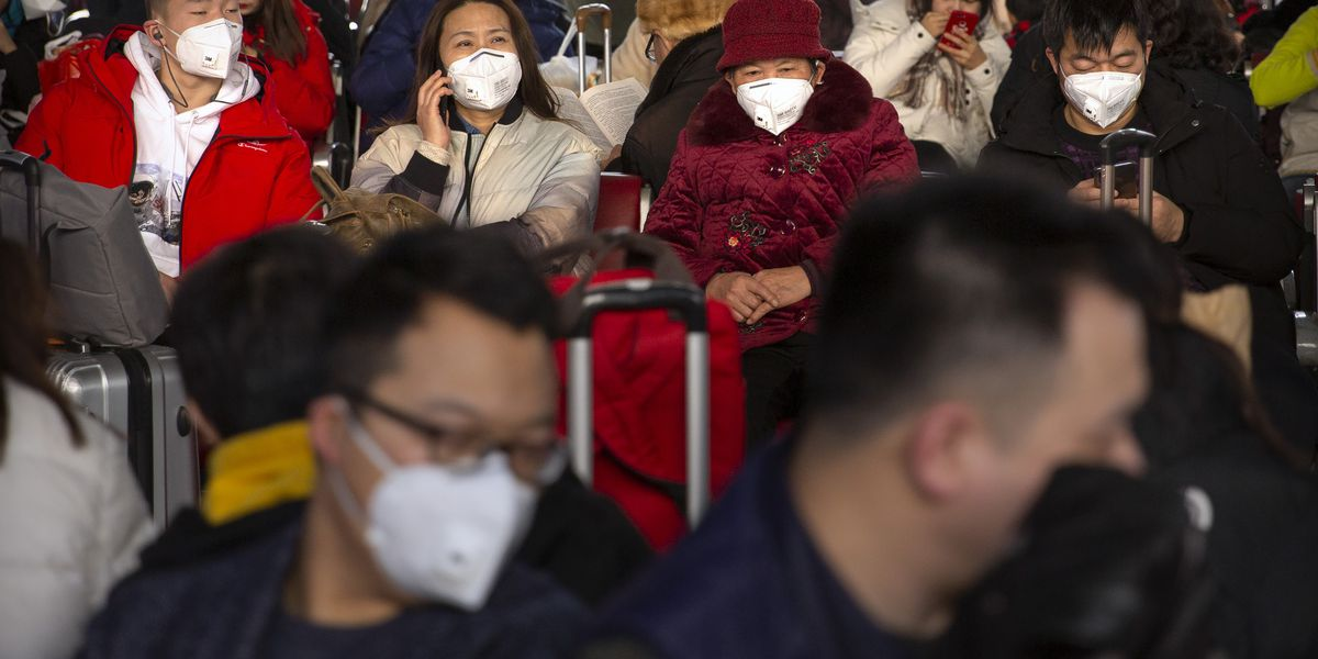 Outbreak from new virus rises to 440 in China, with 9 dead
