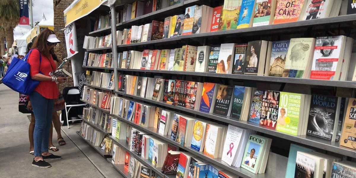 Festival of Books celebrates tenth anniversary in Tucson
