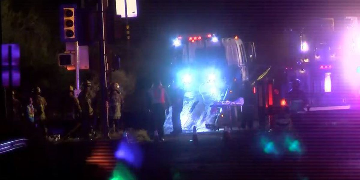 PCC football player killed, UA player injured in west-side crash