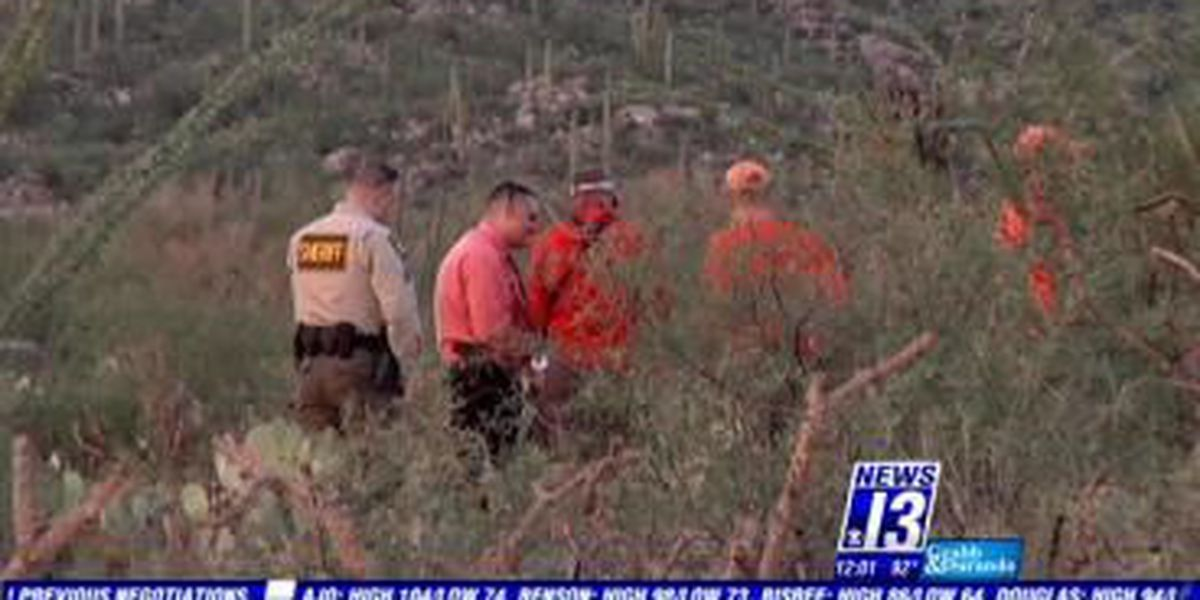 Sheriff IDs victim of accident at Tanque Verde Falls