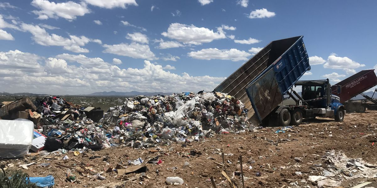 Tucson landfill looks to make own gas, Co-Op stays green on Earth Day
