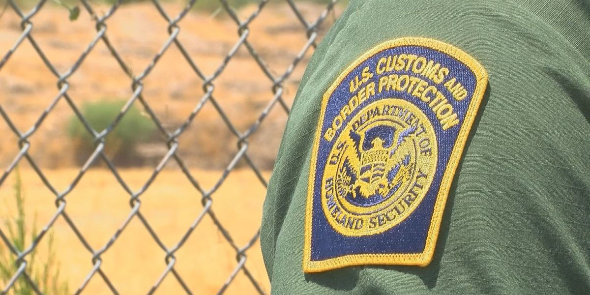 Border, air and marine crews rescued 25 people in Arizona over the weekend