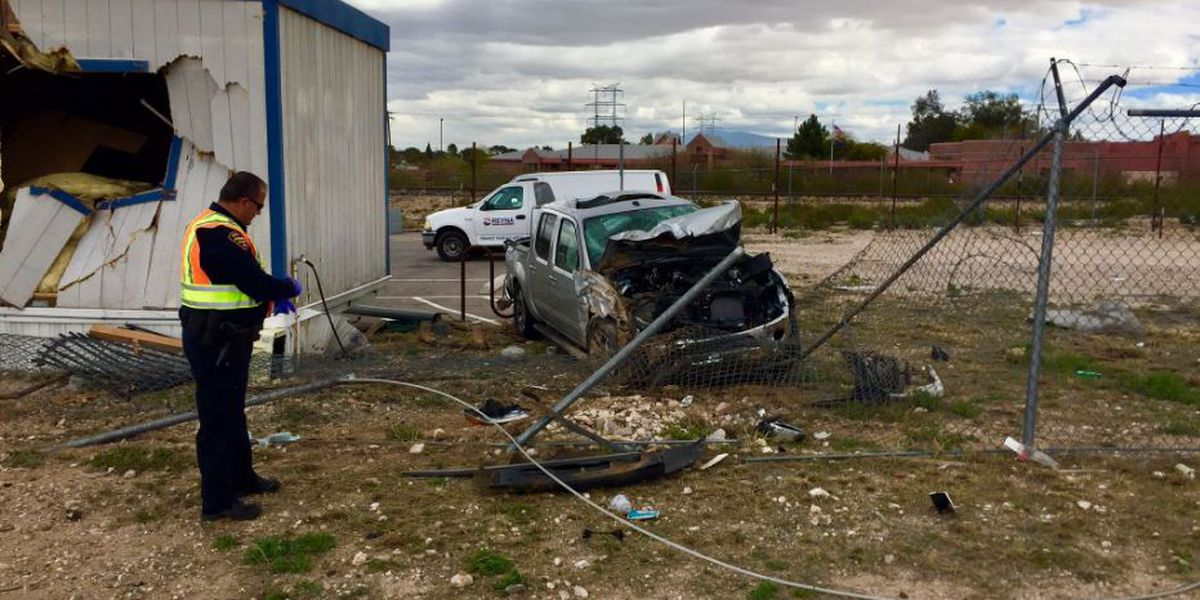 UPDATE: One person seriously hurt in single-vehicle crash; Nogales hwy open