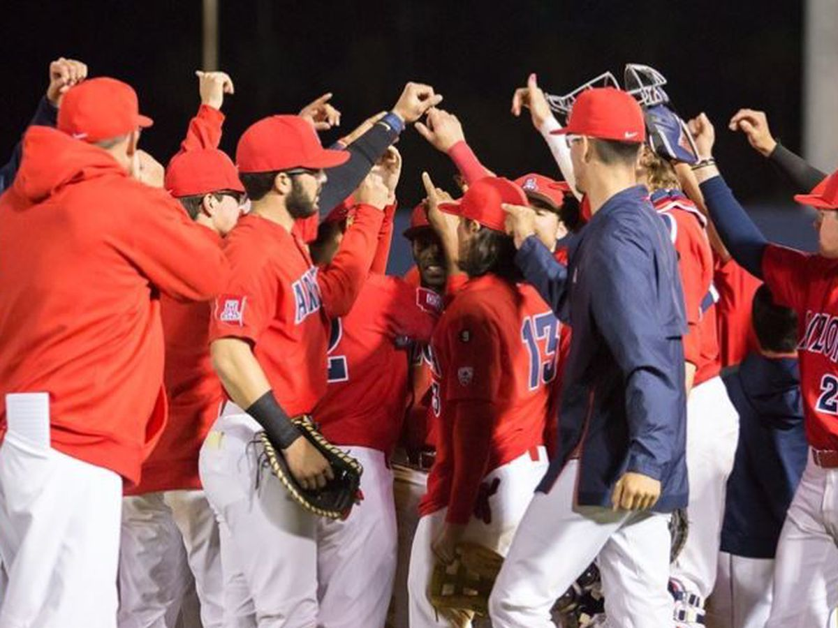Arizona Baseball crushes River Hawks in twin bill sweep