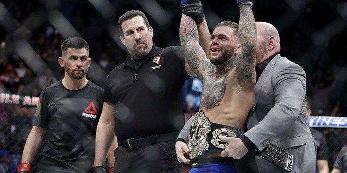 Tucson's Cruz loses UFC title