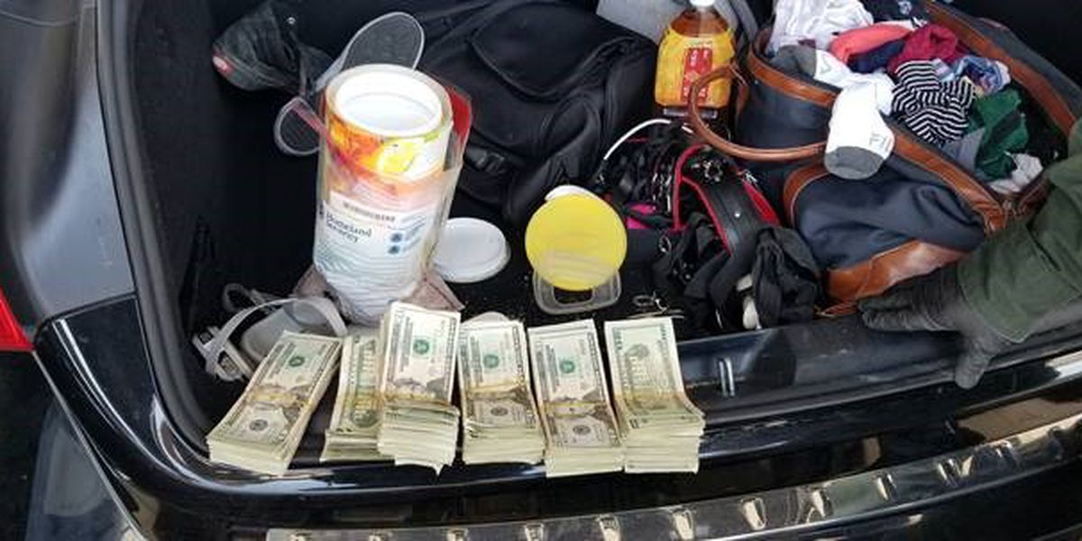 Yuma Border Patrol seize bulk cash and nearly $90K in meth at checkpoint