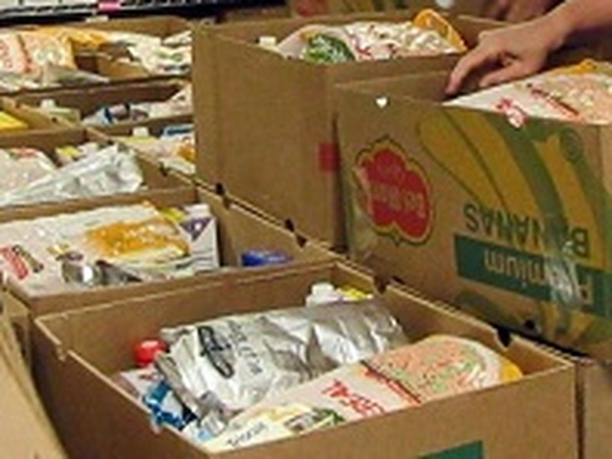 Oro Valley Hospital and Golder Ranch Fire District to host drive-through food drive Dec. 8