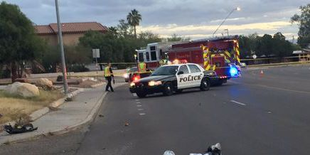 UPDATE: Midtown intersection reopens after motorcycle crash