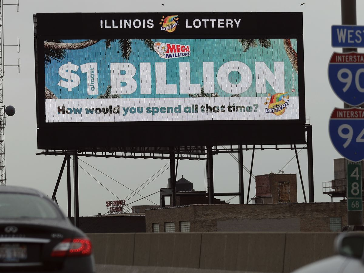 Mega Millions jackpot grows to $1.6 billion after nobody won Friday's drawing