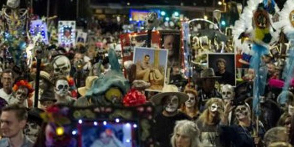 All Souls Procession weekend