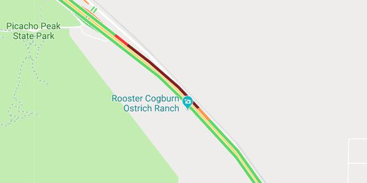 Westbound I-10 reopens after crash near Picacho Peak