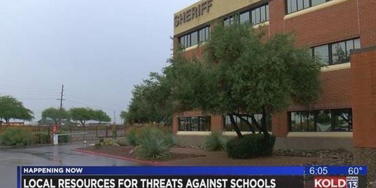 PCSD Mental health unit providing resources for threats against schools