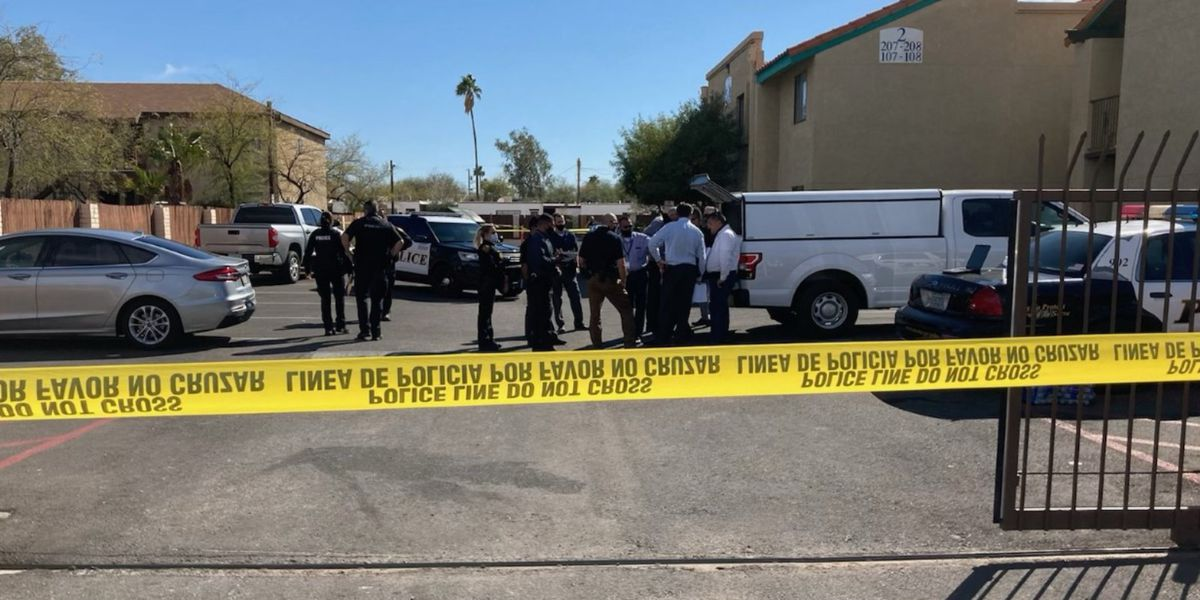 Update: Police identify man killed in midtown Tucson shooting Tuesday