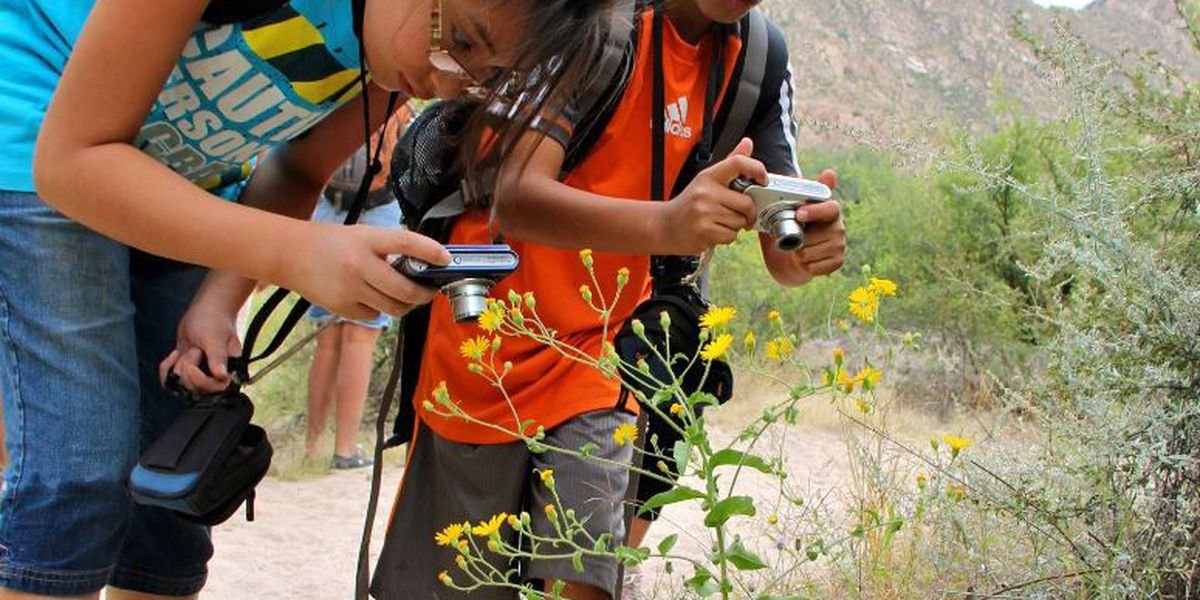 Saguaro National Park participates in Every Kid In a Park initiative
