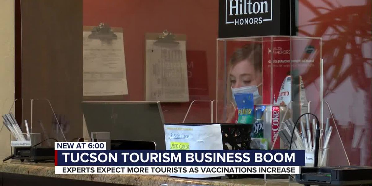 Tucson hotels busiest since the pandemic began