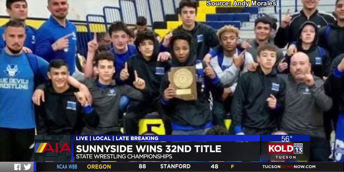 Sunnyside, Walden Grove walk away with state wrestling titles