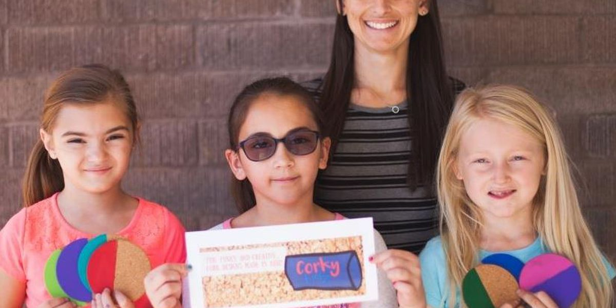 Second grade students in Marana develop student-run business