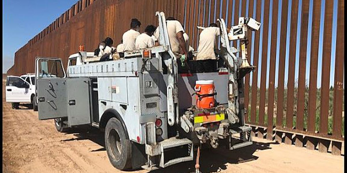 Border Patrol: More than 20 migrants found in utility truck