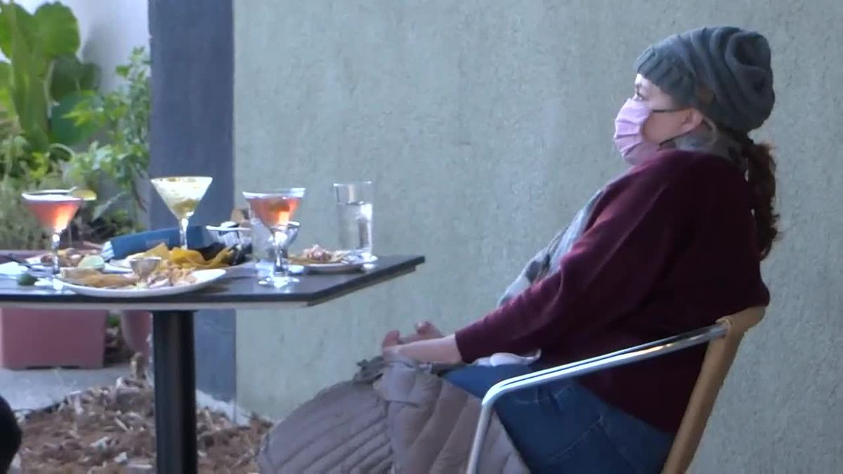 Gov. Ducey announces $1 million in funding to expand outdoor seating