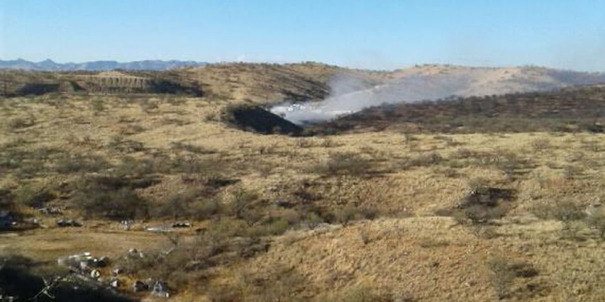 UPDATE: Fire in Nogales contained