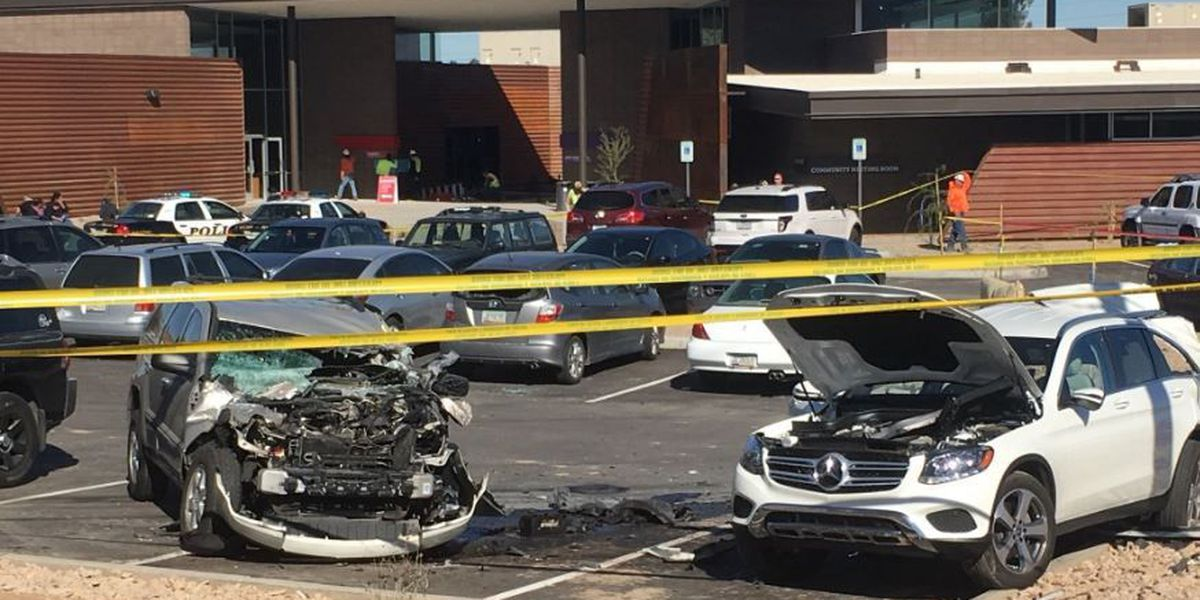 TPD: Man dies from injuries sustained in crash near PACC on Friday
