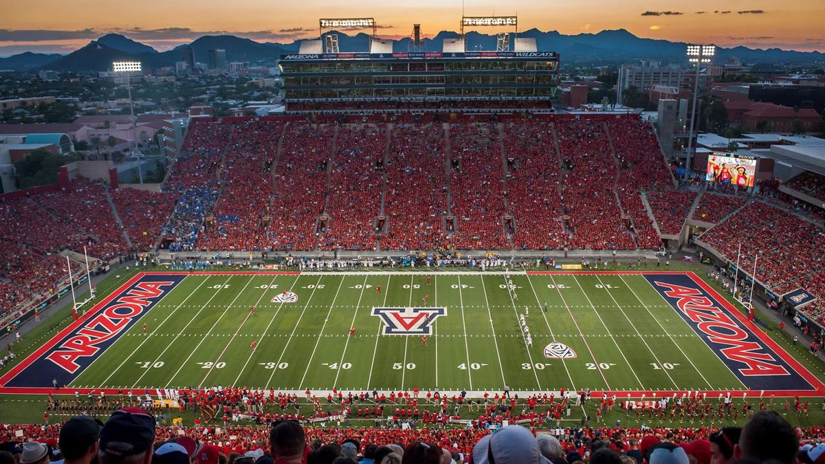 Arizona Athletics begins stadium renovation planning process