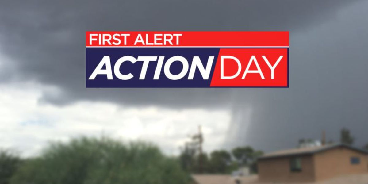 ACTION DAYS: Monsoon threat of wind, flash flooding continues