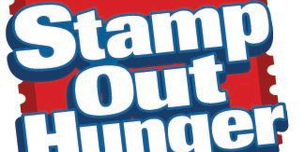 Stamp Out Hunger food drive set for May 14