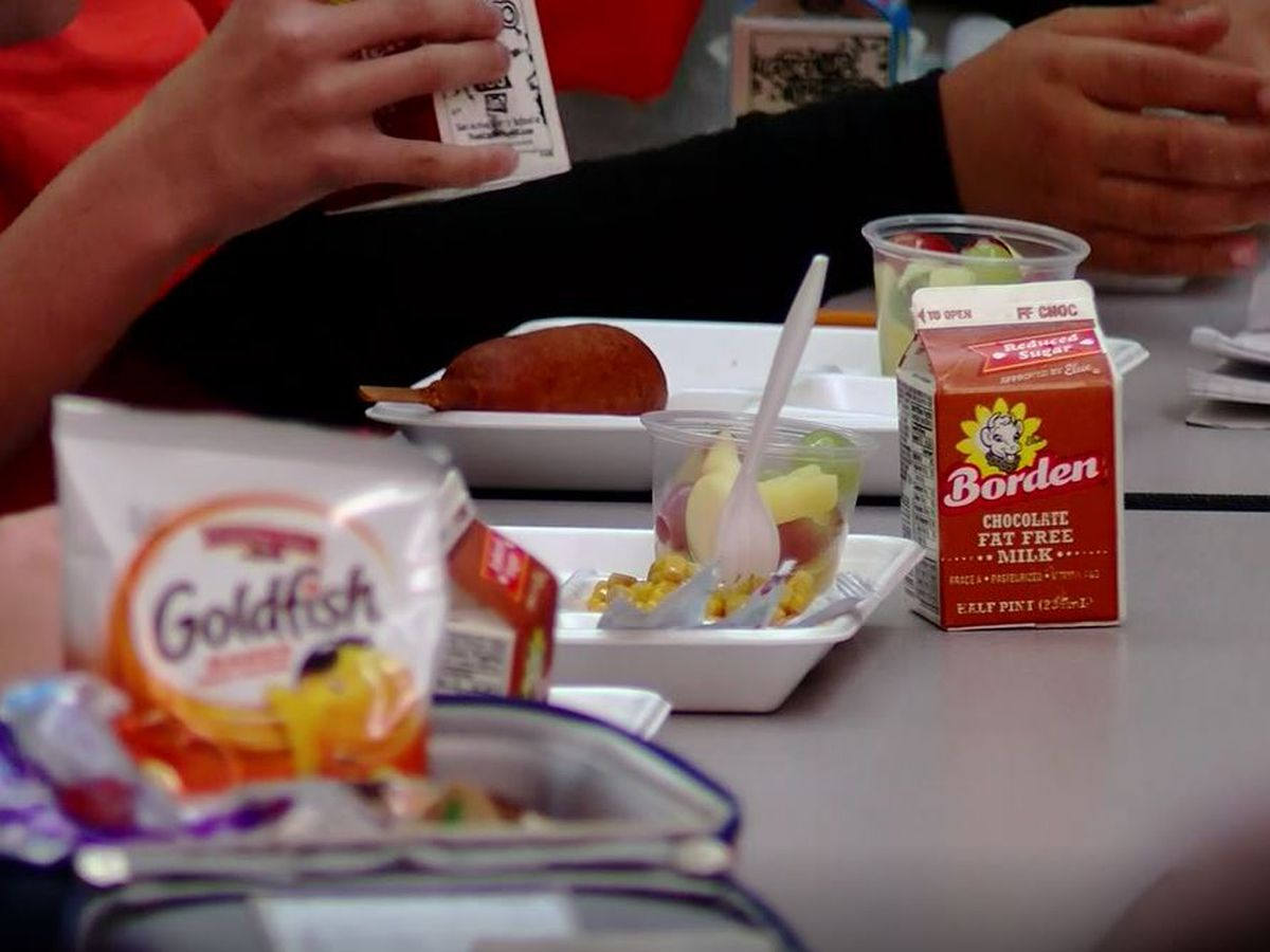 Tucson-area school districts providing free meals to children