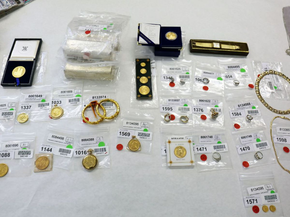 Arizona Department of Revenue to hold unclaimed property public auction