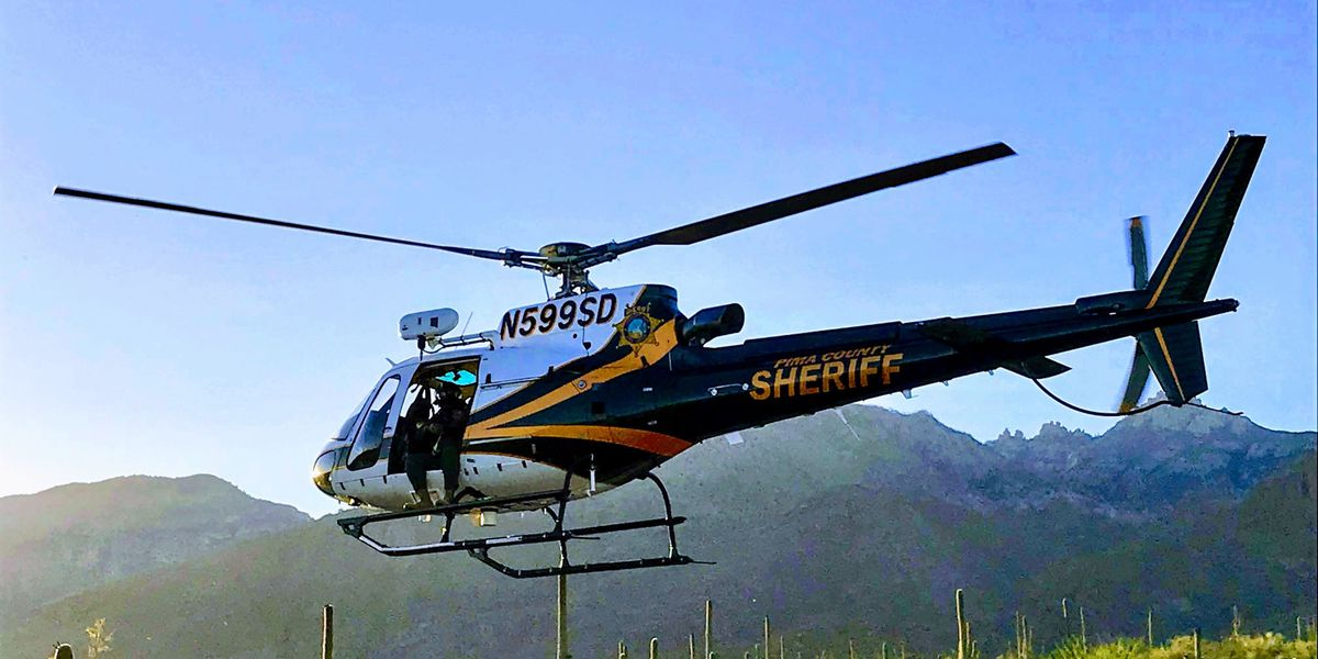 PCSD Search and Rescue deputies save hiker's life