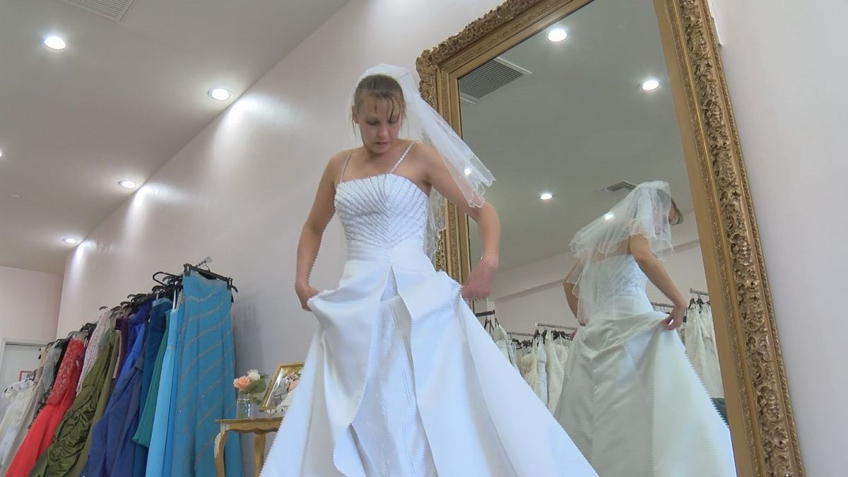 Victims No More Finding Hope Purpose Through Wedding Dresses