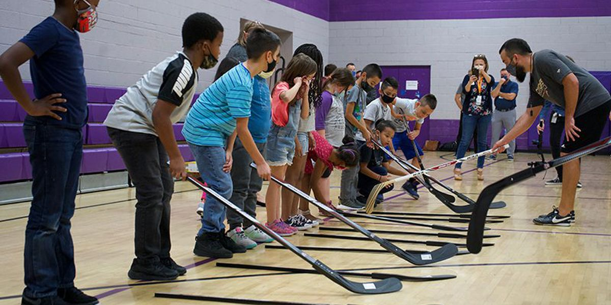 Coyotes' goal to increase youth hockey participation a success