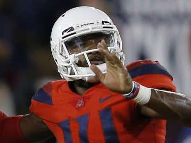 BEAR DOWN: Arizona beats Texas Tech 28-14 at home
