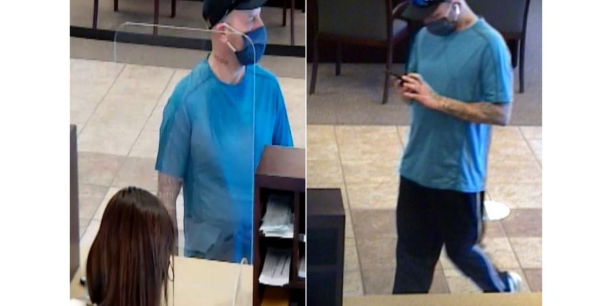 Authorities arrest suspect in Tucson north-side bank robbery