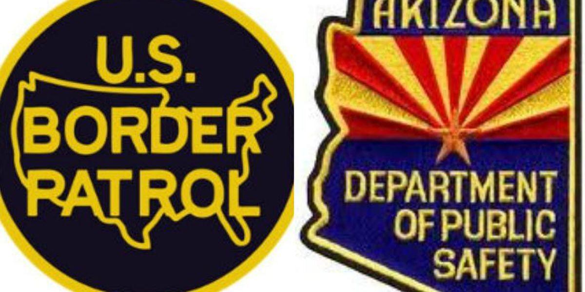 Human smuggling attempt stopped by AZ DPS, Border Patrol