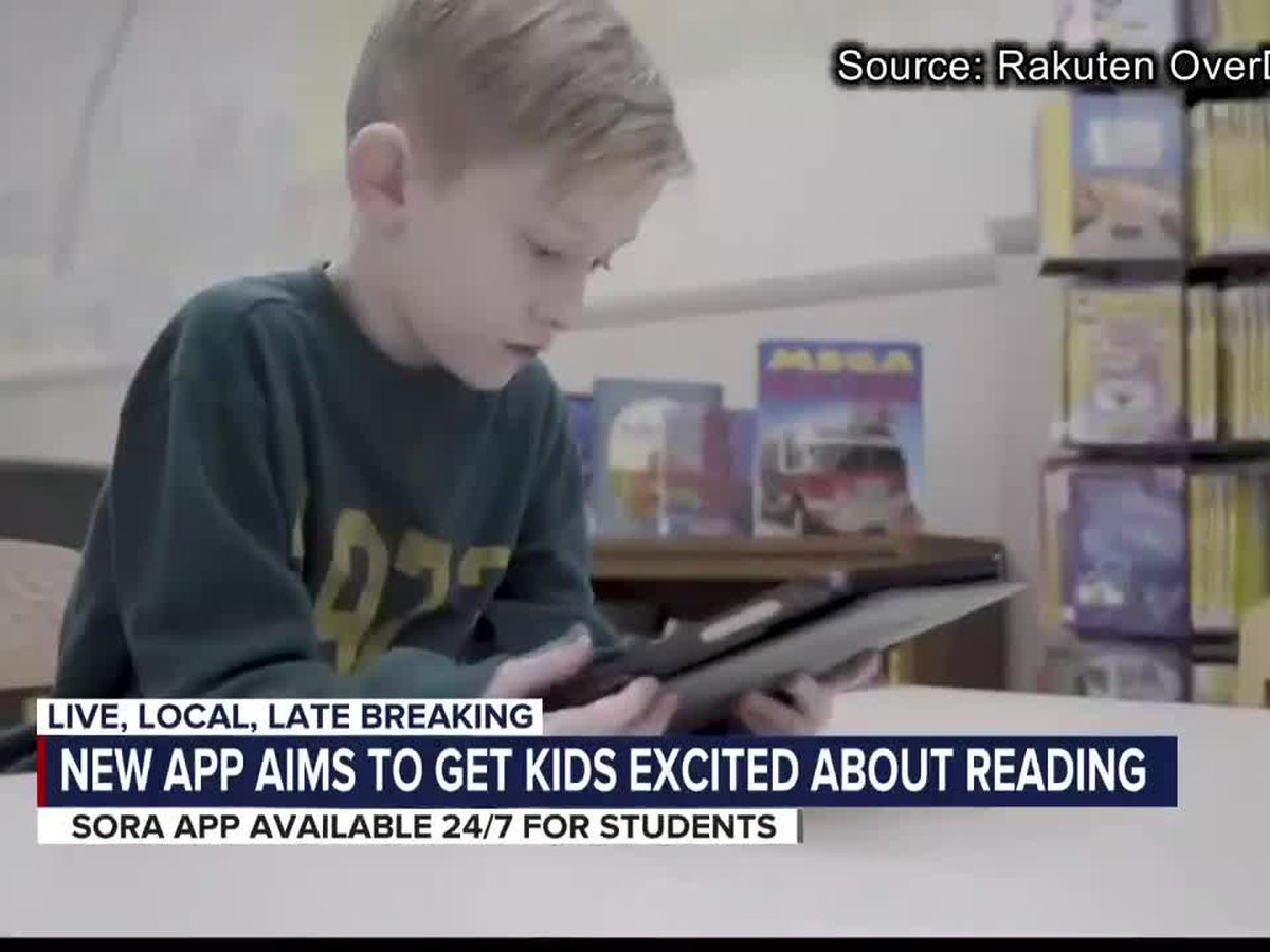SUSD students can tap into thousands of free books anytime, anywhere