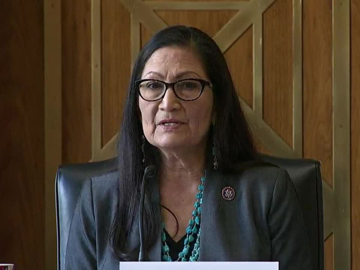 Committee vote moves Haaland one step closer to historic Interior post