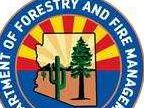 Prescribed burn near Babacomari Ranch in southern Arizona