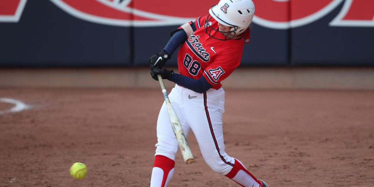Unexpected heroines emerging as Arizona Softball reaches regional final