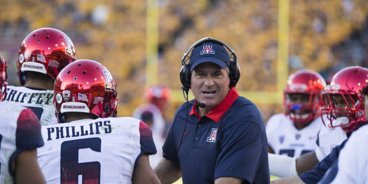 Explosive allegations in complaint against ex-UA coach Rich Rodriguez