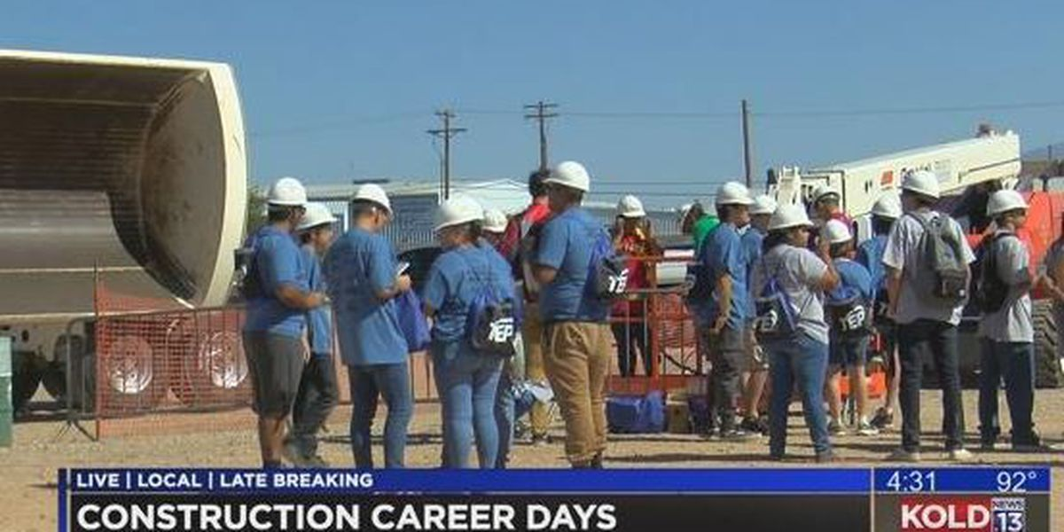 Construction industry facing worker shortage, needs help