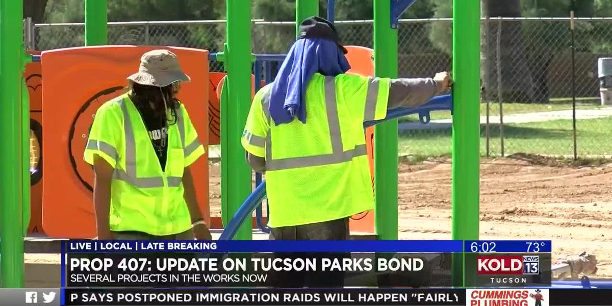 Some parks starting to see changes thanks to Prop 407