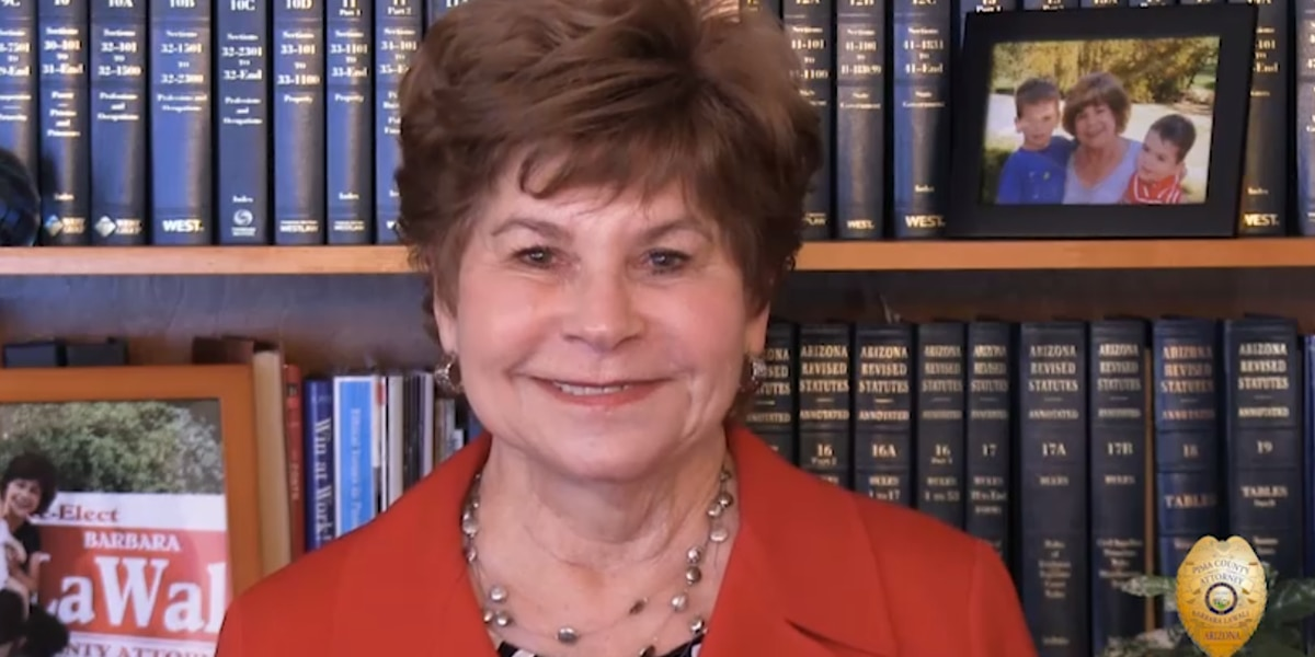 County attorney Barbara LaWall announces plans for retirement
