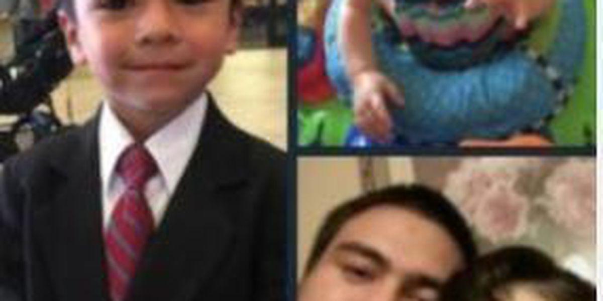Family remains hopeful kidnapped children will return