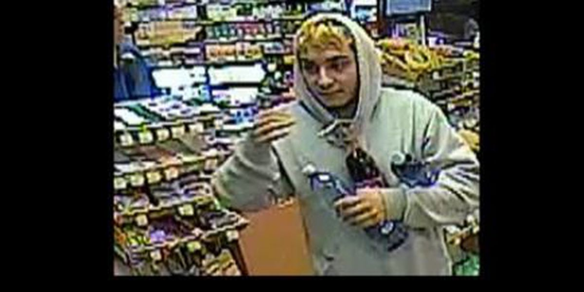 OVPD asking for public's help identifying theft suspect