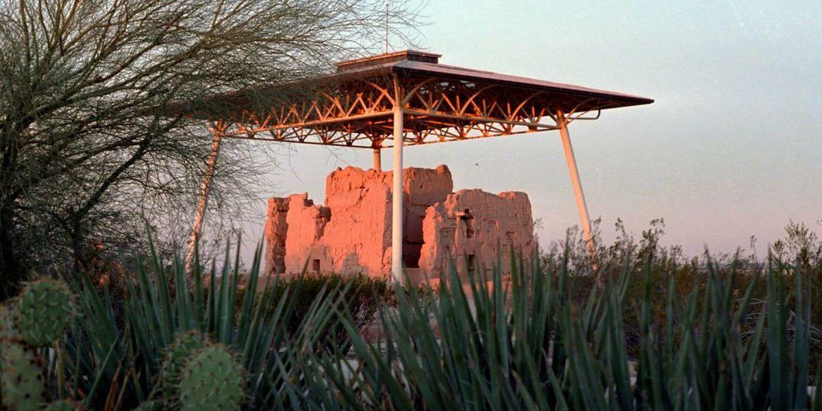 Casa Grande Ruins National Monument hosts Todd Bostwick Feb. 14